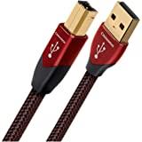 AudioQuest 肉桂 - 1.5 米(5.0 英尺)。 数字音频电缆 USB A-B