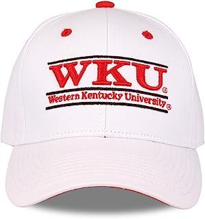比赛 NCAA 西肯塔基州山顶队中性款 NCAA *吧设计帽,白色,可调节