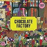 Inside The Chocolate Factory:1000 片电影灵感拼图,多色