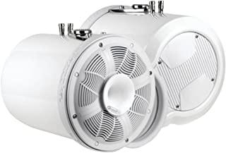 Bazooka MT8002CHW 8 英寸船用围嘴压缩喇叭(白色)