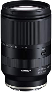 Tamron 28-200 F/2.8-5.6 Di III RXD 适用于索尼无反光镜全框/APS-C E卡口