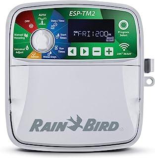 RAIN BIRD 890391 ESP-TM2 编程器,230 伏,6 级,白色