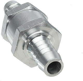 10 毫米铝制燃油管单向非回流止回阀汽油柴油