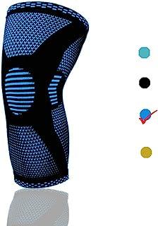 Randell 男女通用护膝,运动膝盖压力套,运动护膝,跑步,篮球,足球,健身房,举重,半月板撕裂,ACL,*