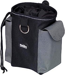 Nobby 零食袋 2 合 1 灰色 直径 11 x 16 厘米