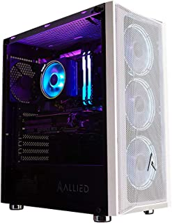 Allied Gaming Patriot Liquid Cool 台式电脑:Intel i-9 10850K,Radeon RX 5700 XT 8GB,240mm ARGB LC,16GB DDR4 3200MHz,1TB PCI-E NV...