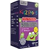 Natures Aid Kids Pro-5 Children's Probiotic Powder (90 g, 5…