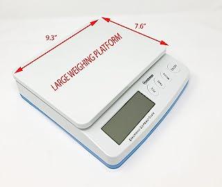 Weighology 重型数字邮政包裹秤 UPS 邮局秤(60 磅容量)