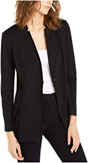 Alfani 女式黑色西装外套 XL 码