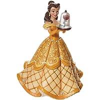 Enesco Disney Traditions Belle 豪华雕像
