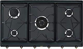 Smeg srv896aogh内置气体炉灶 - 平板(内置,燃气灶,铸铁,铸铁,1050 W)