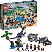 LEGO 乐高 积木 侏罗纪世界:重爪龙之战:寻宝探险 75935(434件)