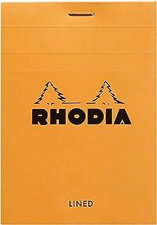 RHODIA 罗地亚 法国 经典上翻笔记本 橙色 N12横线 12600
