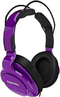 Superlux 密闭型 录音室用 监听耳机 HD661HD661