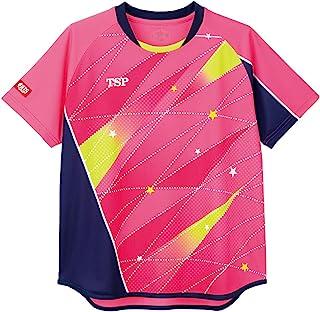 TSP 乒乓球 女士用 比赛衫 女士褶皱衬衫 JTTA认证 吸汗速干 032419