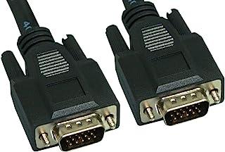 Cablelera 光纤光缆,1 米,OM4 多模双工ZC77EWMM-25 25ft