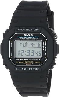 CASIO g - SHOCK dw5600e-1V 男式手表 黑色