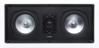 Earthquake Sound Image Series Dual 5.25-inch In-Wall Speaker (Single)
