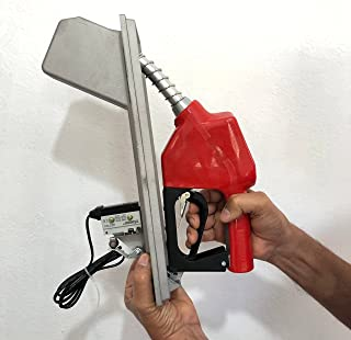 带开关的燃油喷嘴支架。燃油分配器喷嘴支架带开关