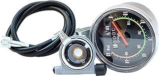 自行车机械速度计,通用自行车骑行里程表防水机械速度计