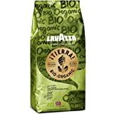 Lavazza 拉瓦萨 Tierra Bio Organic 咖啡豆 纯阿拉比卡咖啡豆,1袋装(1 x 1 kg)(新老…