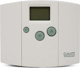 EvertechPRO 43054 数字壁式恒温器替换件 适用于通用暖通空调