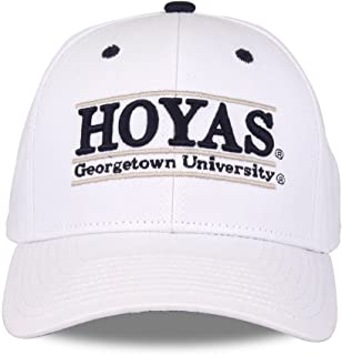 georgetown hoyas 成人游戏杆可调节帽子–白色,