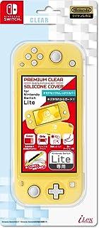 """任天堂*产品 任天堂Switch Lite用超透明硅胶套""""高级透明硅胶套"""" - Switch"""