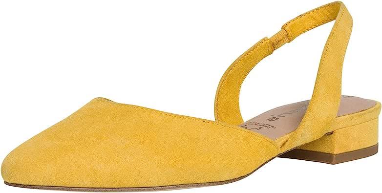 Tamaris 女士 1-1-29401-24 602 露跟芭蕾舞鞋