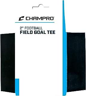 CHAMPRO 运动野外目标 T 恤头卡 2.54 厘米,黑色
