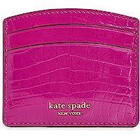 Kate Spade New York 女士 Sylvia Croc 浮雕卡片包