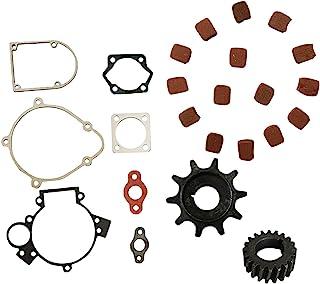Mingdun 齿轮套装方形离合器垫片垫片套件适用于 49cc 66cc 80cc 电动自行车
