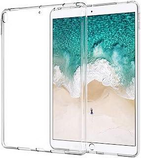iPad Mini 4 保护套,透明透明 TPU 保护套柔软皮肤兼容 iPad Mini 4