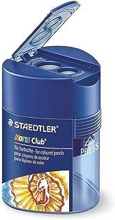 STAEDTLER施德楼 三角双孔笔刨 512 128(蓝色)