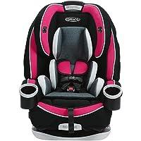 美版Graco葛莱儿童汽车安全座椅4ever All-in-One Convertible 粉色(美国进口,香港直邮)美…