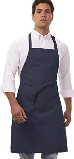 Chef Works 中性款成人屠夫围裙
