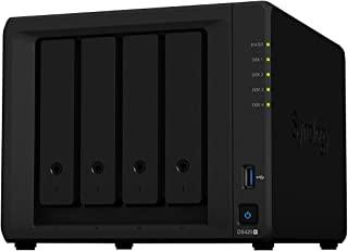Synology 群暉 4 Bay NAS 磁盤站 DS420+(無盤)DS420+ DS420+ 4-bay; 2GB DDR4