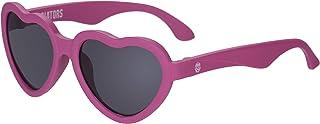 Babiators 防紫外线儿童太阳镜,粉色心形