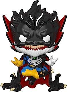 Funko POP! Marvel: Maximum Venom - Strange, Dr.Strange, Glow in The Dark, Amazon Exclusive ver, Multicolor