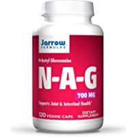Jarrow FORMULAS N-A-G 营养剂 700毫克,120粒素食胶囊