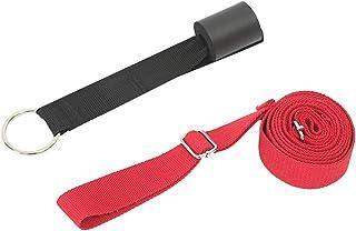DS. DISTINCTIVE STYLE 腿部伸展器 弹性腿带 可调节训练带 带带携带袋 适用于芭蕾舞和体操