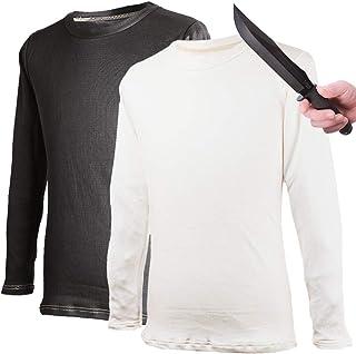 耐切割上衣,防刺穿 T 恤恒定温度