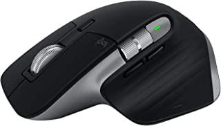 Logitech MX Master 3 - Die fortschrittliche, kabellose Maus für Mac, Ultraschnelles Scrollen, ergonomisches Design, 4.000 ...