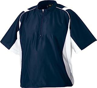 ZETT 棒球 ハーフジップジャンパー (短袖 · 半拉链) bov530h
