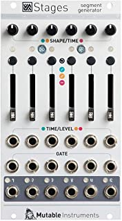 Mutable Instruments MM Stages 欧式机架 模块化合成器