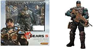 Storm Collectibles 战争齿轮 5 Marcus Fenix 复古盔甲人偶套装 1/12 比例