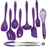 Chef Craft 5 件套硅胶套装,蓝色 紫色 COMINHKPR116605