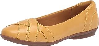 Clarks 其乐 女式 Gracelin Mia 芭蕾平底鞋