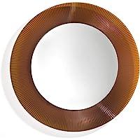 Kartell All Saints 镜子 塑料材质,4 x 78cm,琥珀色