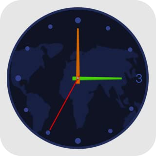 世界时钟助手——时区换算查询,世界时间尽在掌控